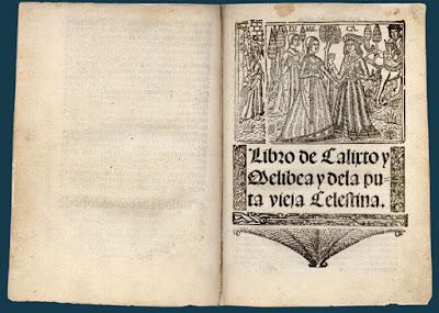 La Celestina, de Fernando de Rojas