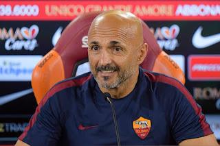 Sassuolo Roma conferenza stampa Spalletti video Serie A