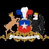 Logo Gambar Lambang Simbol Negara Chili PNG JPG ukuran 100 px