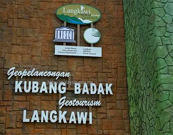 BioGeoTrail Langkawi Kubang Badak