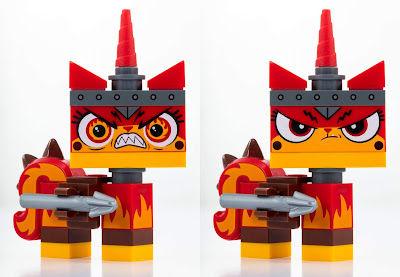 San Diego Comic-Con 2018 Exclusive The LEGO Movie 2: The Second Part Apocalypseburg Unikitty Mini Figure