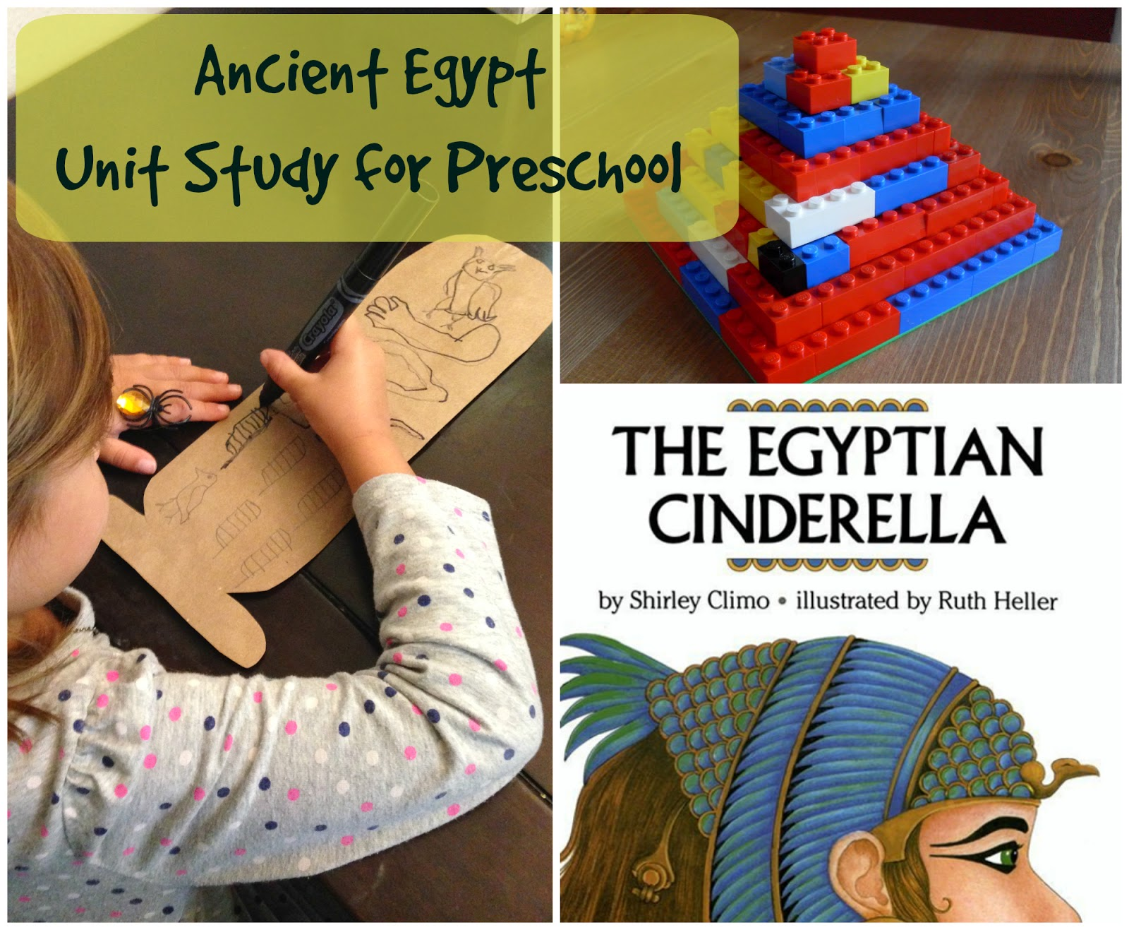 My Homeschooling Journal Ancient Egypt Unit Study For