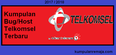 Bug / Host kartu Telkomsel terbaru