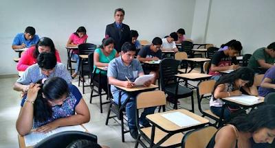 examen de admisión Universidad Inca Garcilaso de la Vega