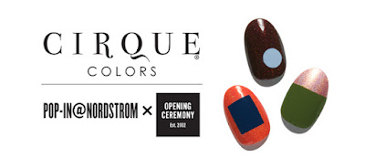 Cirque Colors Limited Edition Icon Duos for Nordstroms