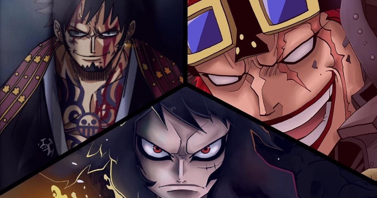 مانجا ون بيس الفصل 975 مانجا One Piece الفصل 975 Anime 7ar9