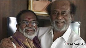 No support for any candidate in RK nagar by-election : Rajinikanth
