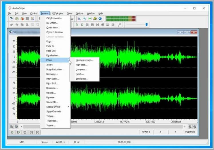Τα 11 καλύτερα  δωρεάν προγράμματα επεξεργασίας ήχου για τα Windows