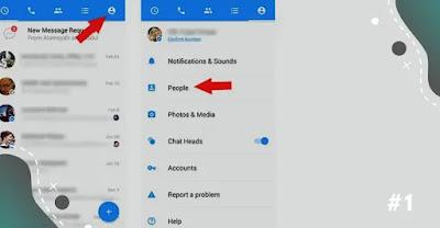 """Cara Melihat Isi Pesan """" Inbox """" Orang Lain Di Facebook"""