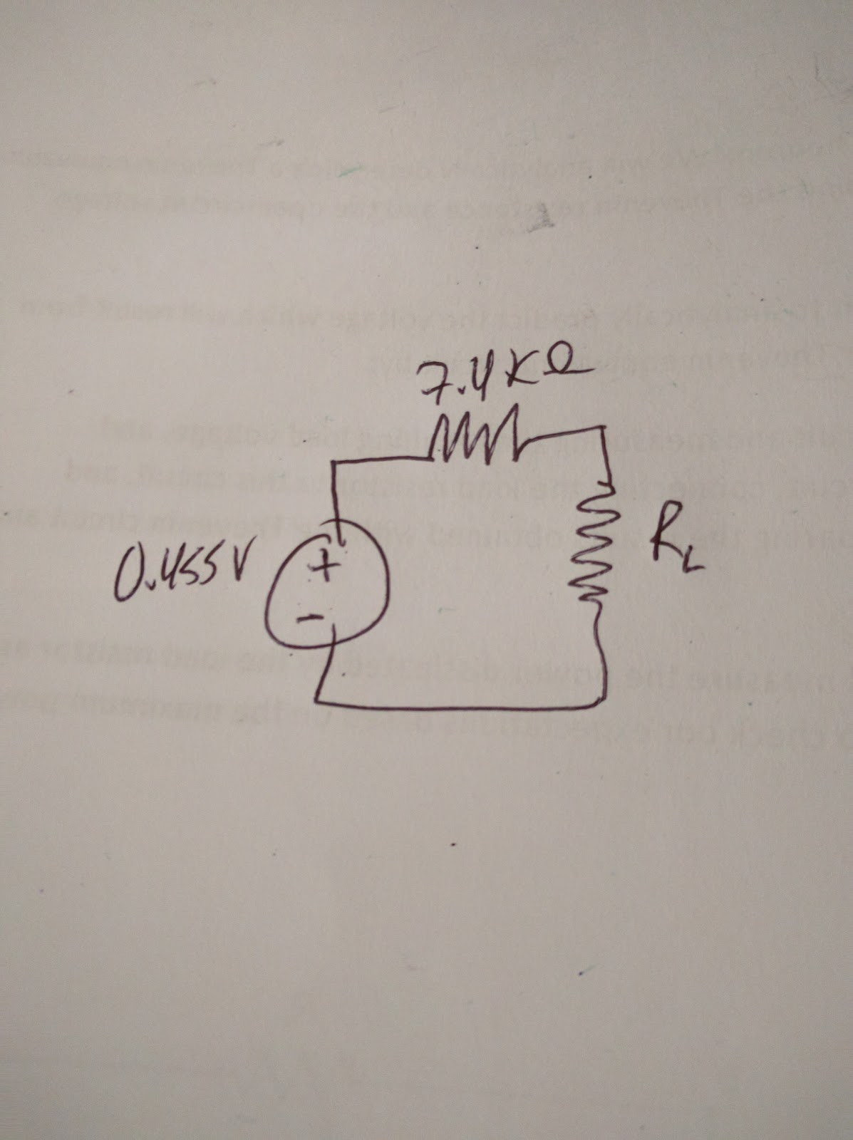 Engineering 44 Hynassman 3 17 16 Day 8 Every Circuit Practice Is Thevenin Equivalent B Find The Load Resistor Used In Previous Was Then Integrated Into And Voltage Across R