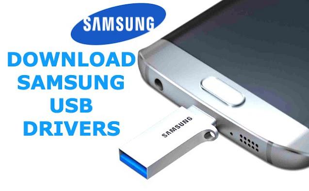 Download Samsung USB Driver Terbaru Untuk Semua Model