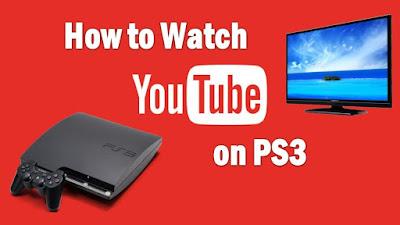 Youtube PS3 Download : Nonton Youtube di PS3 CFW dan OFW