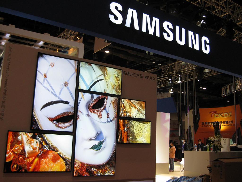 Samsung trae el futuro al presente en InfoComm 2018