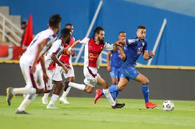 ملخص اهداف مباراة الفتح والرائد (2-2) الدوري السعودي