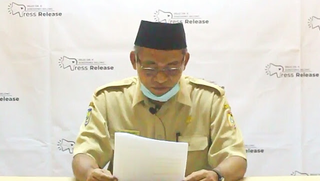 Hasil Rapid Test 1.638 Orang di Lombok Timur, PDP 95 Orang