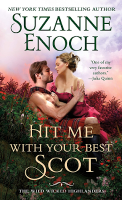 Hit Me With Your Best Scot by Suzanne Enoch cover