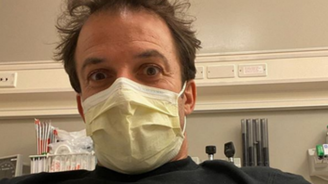 Alessandro Del Piero Dirawat Di Rumah Sakit