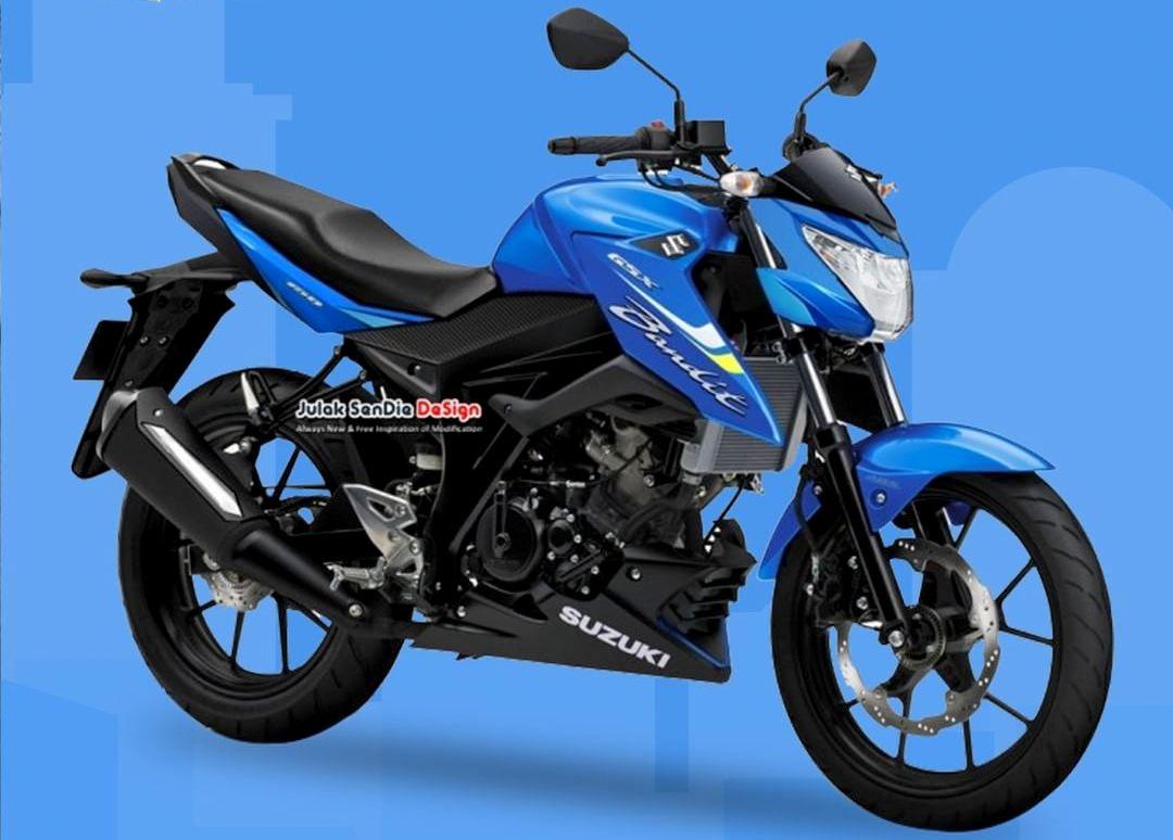Suzuki Indonesia akan rilis Suzuki Bandit 150 tak lama lagi ?