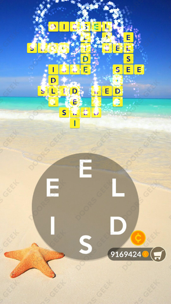 Wordscapes Level 294 answers, cheats, solution for android and ios devices.