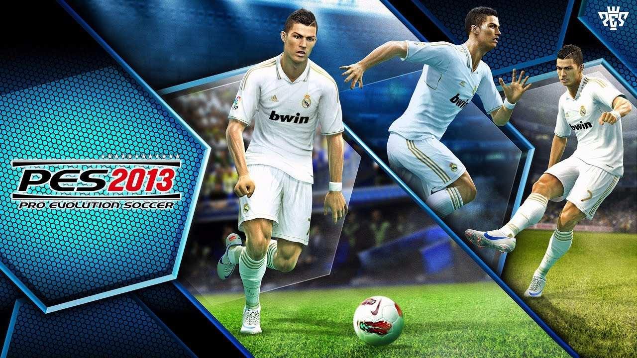 مراجعة لعبة كرة القدم PES 2013 نسخة كاملة