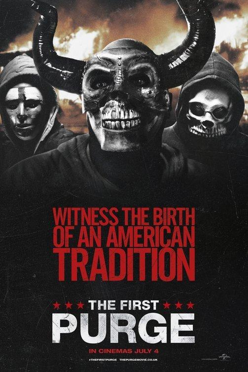 Download The First Purge (2018) Full Movie in Hindi Dual Audio BluRay 720p [900MB]