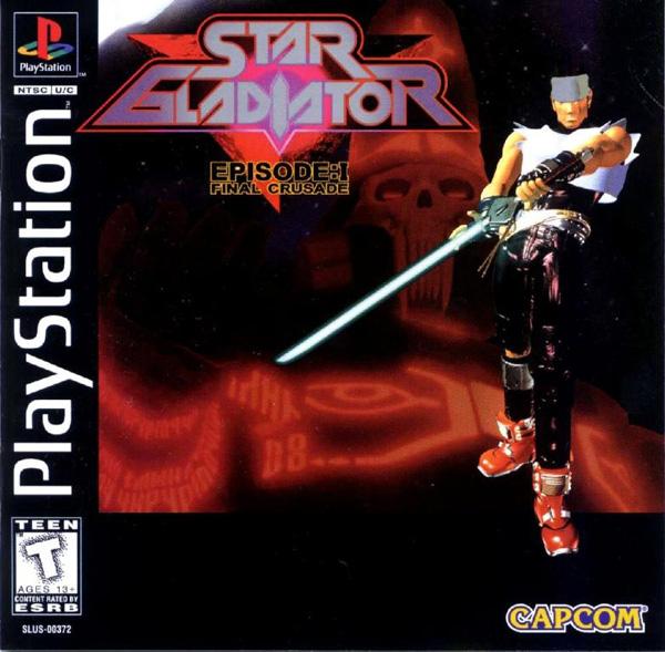 Star Gladiator - Episode 1 - Final Crusade - PS1 - ISOs Download