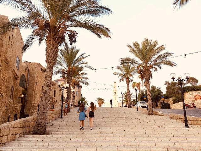 Old Jaffa (Tel Aviv)