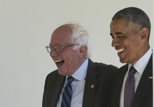 Kenneth In The 212 President Obama Endorses Hillary