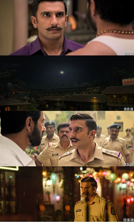 Simmba 2019 Hindi 720p BluRay 1.2GB Desirehub