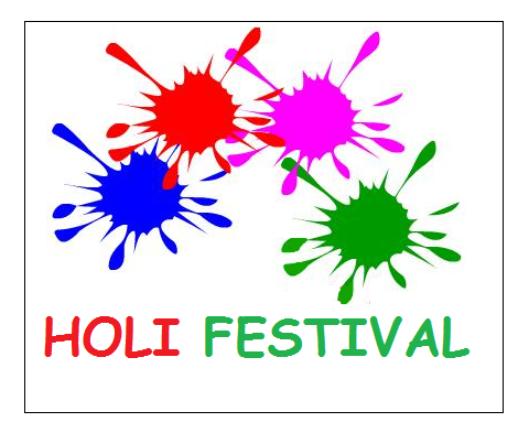 Holi Festival in Year 2019, 2020, 2021, 2022, 2023, 2024, 2025