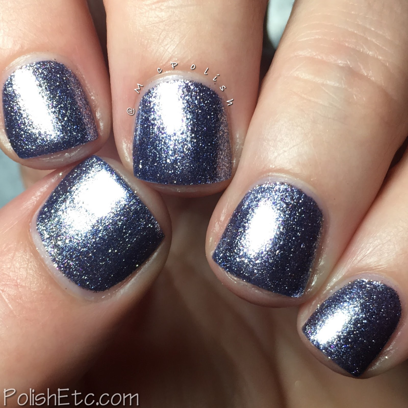 Pahlish - Life Aquatic Collection - McPolish - Space Oddity