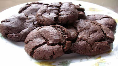 Christmas Chocolate Cookies Recipe