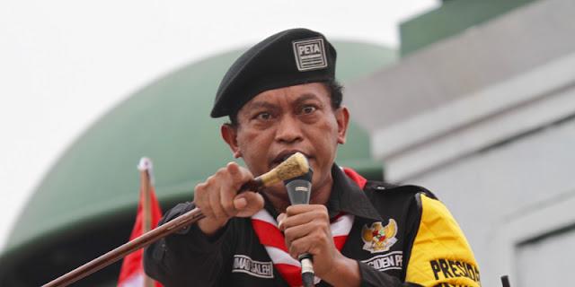 Senior AHY Minta Dewi Tanjung Tidak Bangunkan Macan Tidar
