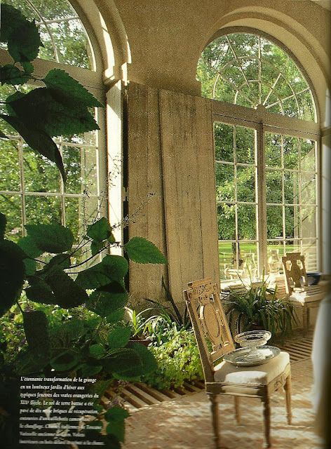 Eye For Design: Decorating Conservatories And Garden Rooms