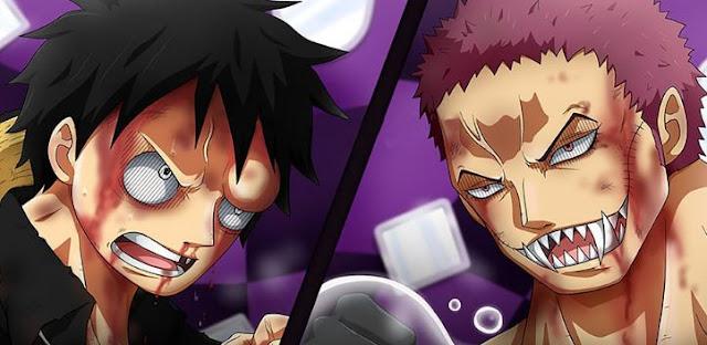 Luffy vs Katakuri: Alasan Sesungguhnya Katakuri Mengalah kepada Luffy Walau Bisa Saja Menang Mudah