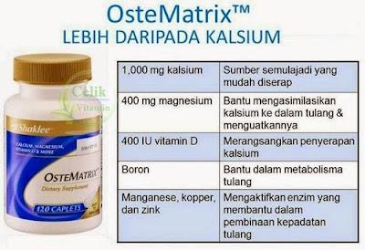 ubat osteoporosis