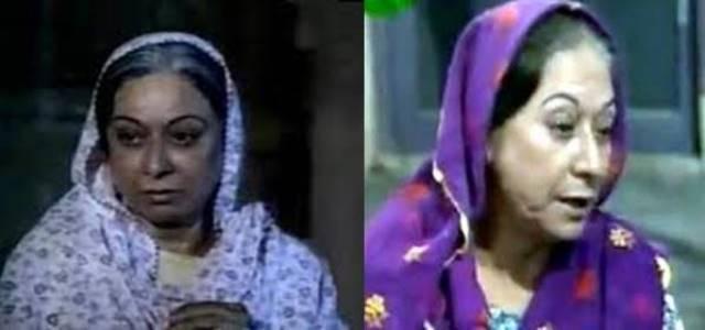 Legend Sindhi Actress Roshan Atta
