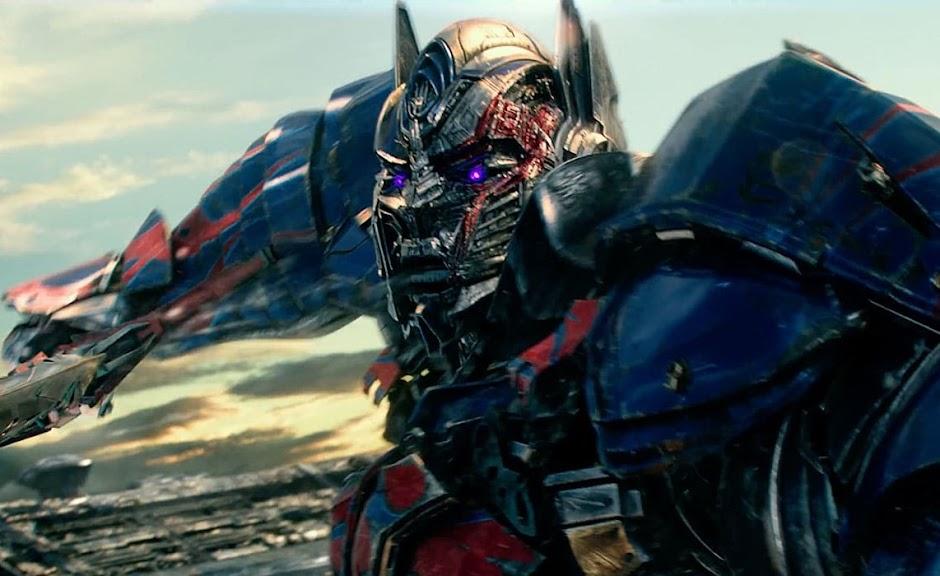 Transformers | Comercial estendido tem mais ação e muita explosão