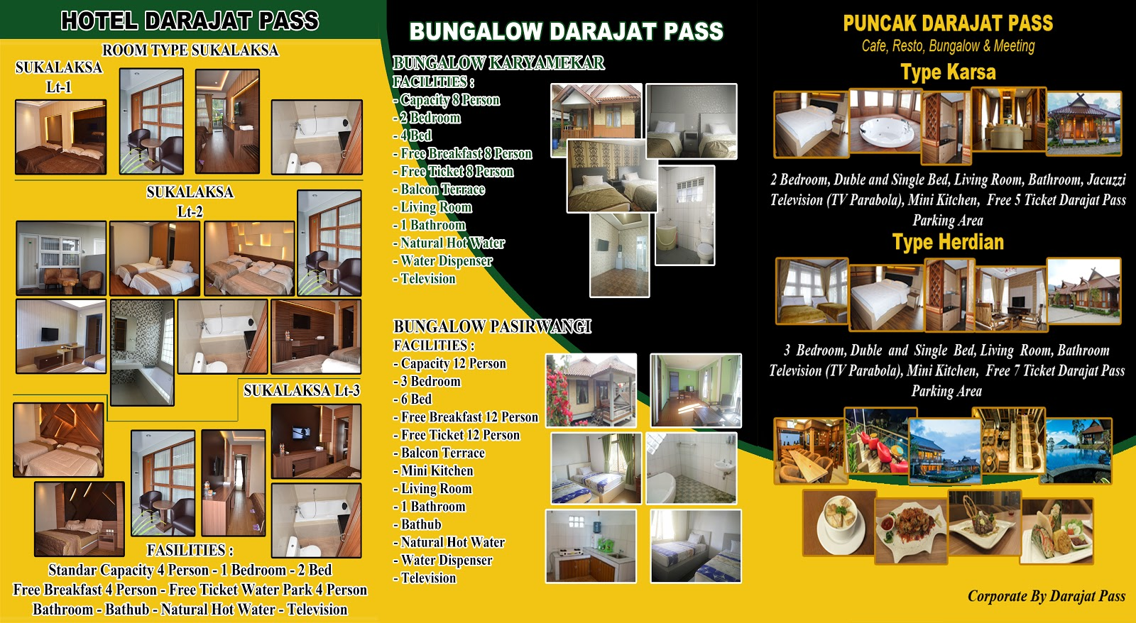 darajat pass garut room rate hotel bungalow darajat pass garut rh andreasdarajatpass blogspot com