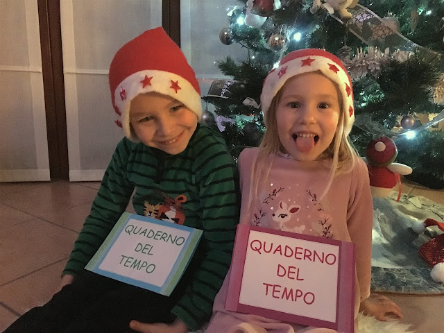 Natale con i figli