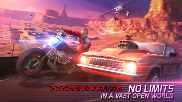 Game Gangstar Vegas Mod Apk New