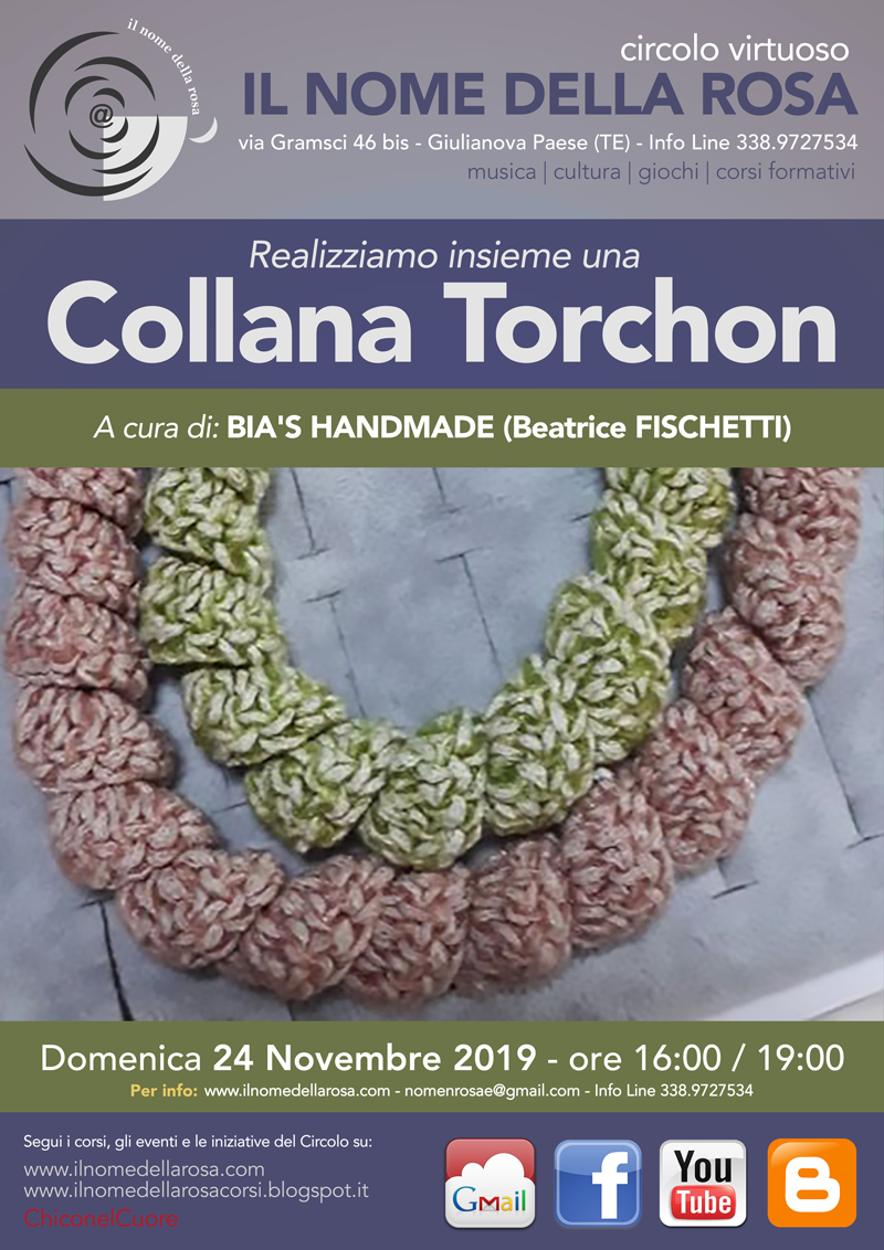 COLLANA TORCHON