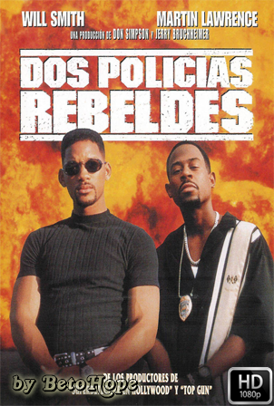 Dos Policias Rebeldes (Bad Boys) [1995] [Latino-Ingles] HD 1080P  [Google Drive] GloboTV