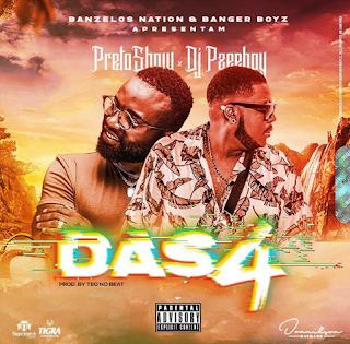 DJ PZEE BOY FT PRETO SHOW – DAS 4 (ACAPELLA)
