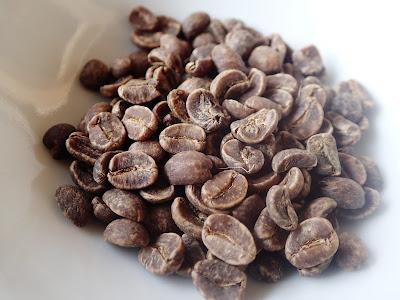 デカフェの生豆(デカフェ・メキシコ)