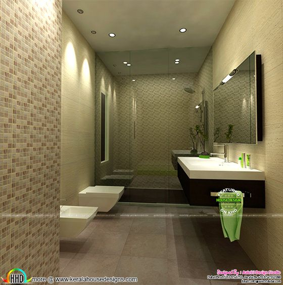 Interior Design Bedroom Kerala Style Bedroom Decor Dark Furniture Bedroom Ideas Rectangular Rooms Boys Bedroom Colour Ideas: Living, Staircase, Kitchen And Bedroom Interior