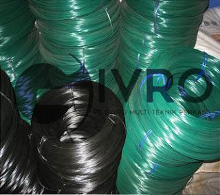 Kawat BWG PVC - Kawat Bendrat PVC
