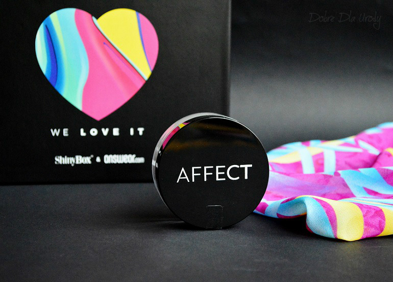 ShinyBox We ♥ IT Affect puder fix Puder fiksujący fix&matt