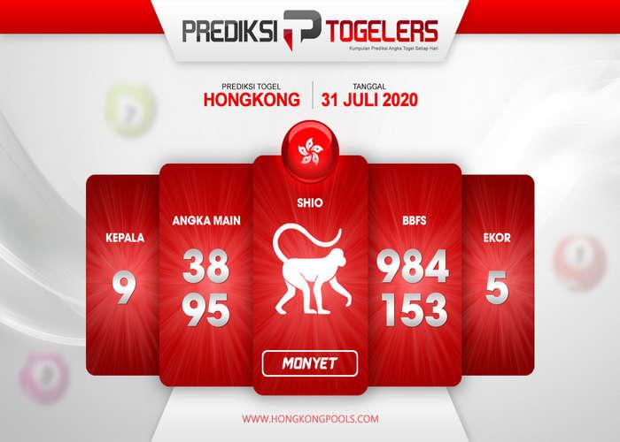 Kode syair Hongkong Jumat 31 Juli 2020 7