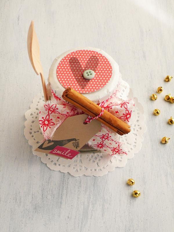 Idea regalo natalizia - Preparato per Cioccolata calda con ricetta